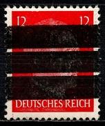 Germany 1945 Lokalausgabe BARSINGHAUSEN (geprüft) Mi 6II (cat.40 Euro) Postfrisch - Zona Sovietica