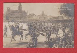Einzug Der Deutschen Truppen In Brussel - België