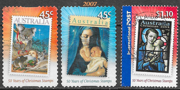 Australie - Noël - Oblitérés - Lot 268
