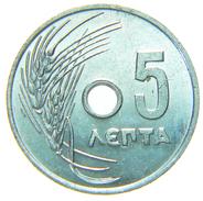 [NC] GRECIA 5 LEPTA 1954 ALTA CONSERVAZIONE - Grecia