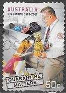 Australie - Douane - Oblitéré