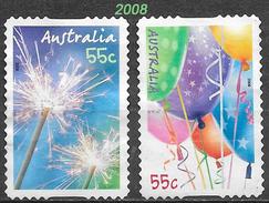 Australie - Fêtes - Oblitérés - Lot 272