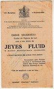 Jeyes Fluid * Portugal - Reclame