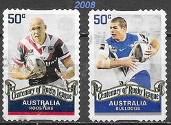 Australie - Rugby - Oblitérés - Lot 275