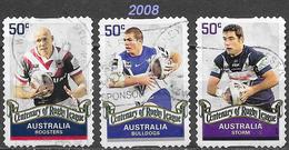 Australie - Rugby - Oblitérés - Lot 276