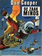Dan Cooper - De Zaak Minos  (1ste Druk)  1974 - Dan Cooper