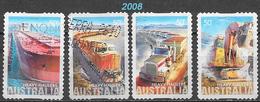 Australie - Engins - Oblitérés - Lot 278