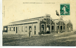 08 - MAUBERT FONTAINE - La Nouvelle Acierie. - France