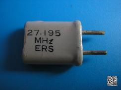 RFRA152 RADIO HF BANBE 11M QUARTZ 27.195 MEGAHERTZ - Composants