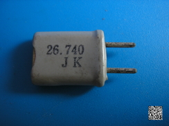 RFRA152 RADIO HF BANBE 11M QUARTZ 27.740 MEGAHERTZ - Composants