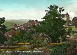 Ponzone D'Acqui (Alessandria, Piemonte) Panorama, General View, Vue Generale, Gesamtansicht - Alessandria