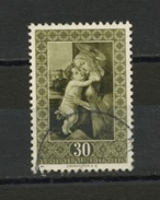 LIECHTENSTEIN TABLEAU N° Yvert 269 Obli