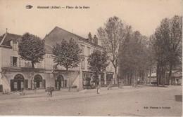 03 - GANNAT - Place De La Gare - France