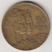 @Y@    Joegoslavië   50 Dinara   1955   ( 4672 ) - Yougoslavie