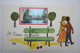 86 : Saint Pierre De Maillé - Frankrijk