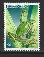Luxemburg 1136 ** MNH Hyla Arborea