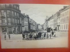 Verviers :Rue Des Raines-ANIMATION-TRAMWAY (V1932) - Verviers