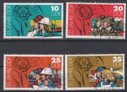 DDR - Michel - 1984 - Nr 2898/01 - Gest/Obl/Us