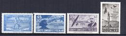 Serie Nº A-25/7  Turquia - Corréo Aéreo