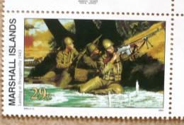 MARSHALL ISLANDS: 2° Guerre Mondiale  SERIE N° 63 NEUF MNH** - 2. Weltkrieg