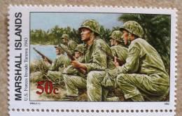 MARSHALL ISLANDS: 2° Guerre Mondiale  SERIE N° 64 NEUF MNH** - 2. Weltkrieg