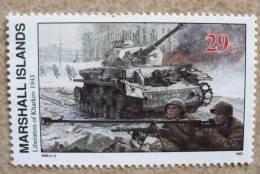 MARSHALL ISLANDS: 2° Guerre Mondiale  SERIE N° 56 NEUF MNH** - 2. Weltkrieg