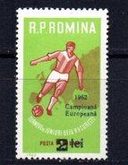 Sello  Nº 1872 Rumania