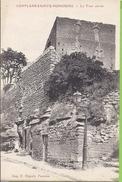--78--  CONFLANS SAINTE HONORINE -- LA TOUR CARREE -- ANIMATION - Conflans Saint Honorine