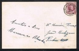 Année 1922 - COB 195 Sur Carte Postale