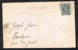 Année 1922 - COB 193 Sur Carte Postale