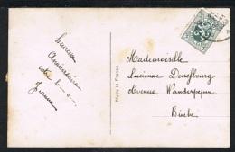 Année 1929 - COB 279 Sur Carte Postale