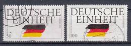 DDR - Michel - 1990 - Nr 3366/67 - Gest/Obl/Us