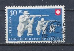 Zwitserland/Switzerland/Suisse/Schweiz 1950 Mi: 549 Yt: 501 (Gebr/used/obl/o)(1224) - Oblitérés
