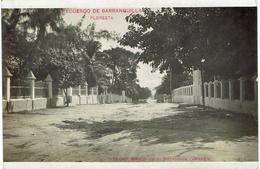 CPA - COLOMBIE - Recuerdo DE BARRANQUILLA - Floresta - - Colombie
