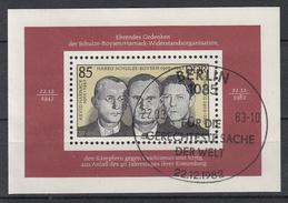 DDR - Michel - 1983 - BL 70 - Gest/Obl/Us