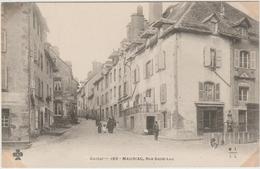 CANTAL (15) - MAURIAC - RUE SAINT LUC - Mauriac