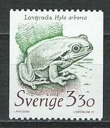Schweden Mi 1524 ** MNH Hyla Arborea