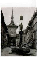 Postcard - Bern - Zahringererbrunnen Und Zeitglockenturm Very Good - Postcards