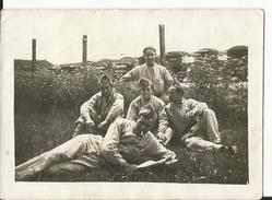 Photo - Militaire -groupe De Militaires - Camp De Mailly - War, Military