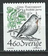 Schweden Mi 1525 ** MNH Ficedula Parva