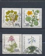 Duitsland/Germany/Allemagne/Deutschland 1981 Mi: 1108-1111 Yt:  (Gebr/used/obl/o)(1232) - [7] West-Duitsland