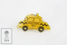 New York Taxi Pin Badge - Ciudades