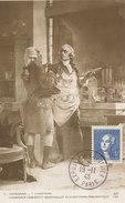 D29003 CARTE MAXIMUM CARD 1943 FRANCE - CHEMIST LAVOISIER CP ORIGINAL