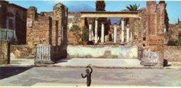 Italia - Fotografia POMPEI, CASA DEL FAUNO - PERFETTA N32 - Riproduzioni