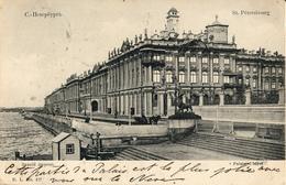St. Petersbourg, Palais D'Hiver, E.L. 177 - Russie
