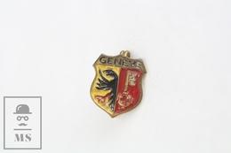 Coat Of Arms Of Geneva Badge - Ciudades