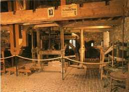 HARZÉ - Aywaille (Liège) - Molen/moulin - Musée De La Meunerie: Reconstruction D'un Vrai Moulin à Eau (Château De Harzé)