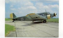 Postcard - Junkers Ju 52-3m Very Good - Autres Collections