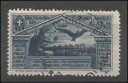 Italia Italy Italien Italie 1930 Regno Virgilio Aerea L.9 ASTA - Usati