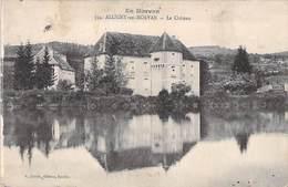 58 - Alligny En Morvan - LE CHATEAU. 1920 - France